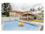 Sewa Villa 5 Kamar Tidur, di Puncak Resort, Cipanas ? Villa Truly 1 + Private Pool