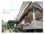 Sewa Villa Cisarua Puncak Bogor Curug 7 Cilember
