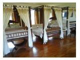 Sewa Villa di Kota Bunga, Puncak, Cipanas, Bogor - Villa Bukit Danau Lot A